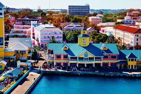 Nassau Harbor Bahamas njcharters.com