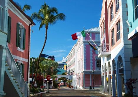Nassau Old Town Bahamas njcharters.com