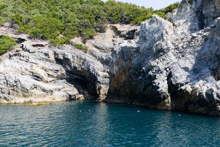 Tino Island Portovenere Italy njcharters.com