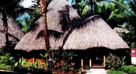 Bloody Mary's in Bora Bora