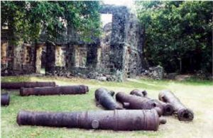 Fort Shirley Portsmouth Dominica