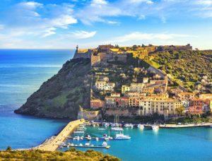 Porto Ercole Italy njcharters.com