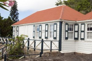The Dutch Museum on Saba Island