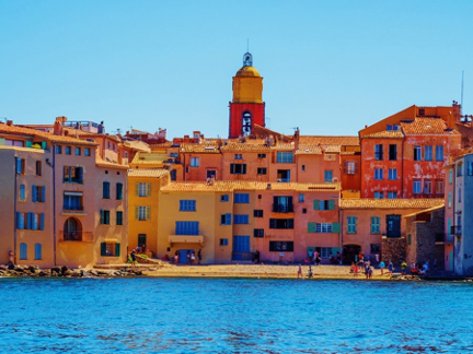 San tropez French Riviera France