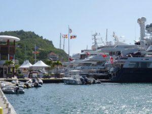 St. Barths Gustavia Main Harbor