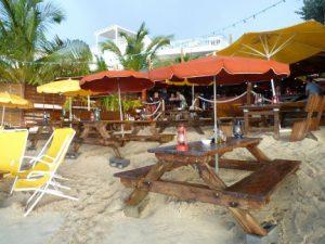 St. Martin Grand Case Beach Bar/Restaurant