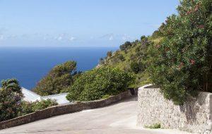 The Road, Saba Island