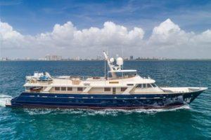 Ariadne Motor Yacht