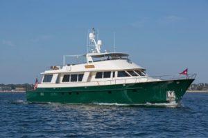 Starlight Motor Yacht