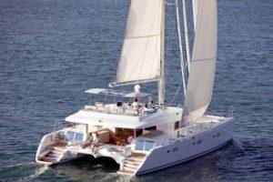 Tiger Lily Catamaran