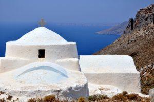Astipalea Church Cycladic Island Greece njcharters.com