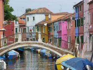 Burano Island near Venice Italy njcharters.com