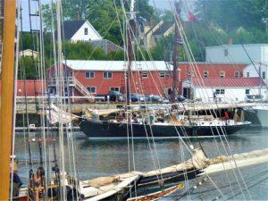Camden Harbor Maine njcharters.com