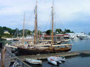 Camden Maine yacht charter njcharters.com