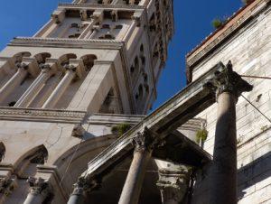 Diocletians Palace Split Croatia njcharters.com