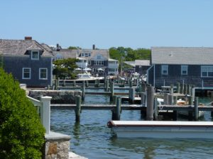 Edgartown Harbor Marthas Vineyard MA njcharters.com