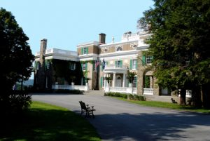 Franklin Delanor Roosevelt Home Hyde Park NY