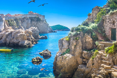 Game of Thrones film location Dubrovnik, Croatia njcharters.com