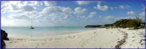 Hawksbill Cay beach Bahamas njcharters.com