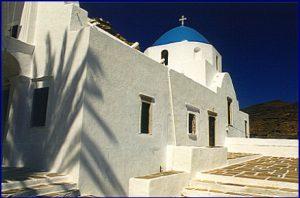 Ios or Nios cyclades island greece njcharters.com