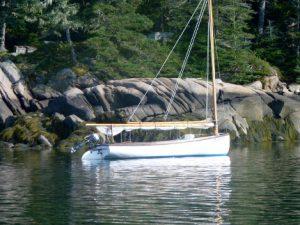 Kennebec River Maine yacht charter njcharters.com