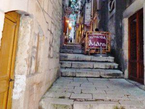 Korcula Old Town Croatia njcharters.com