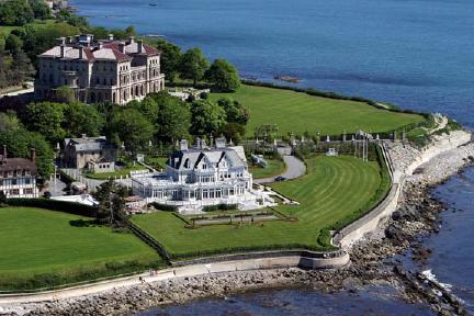 Newport Mansions Rhode Island njcharters.com