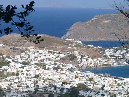 Patmos island Greece njcharters.com