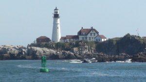 Portland Head Lighthouse Maine njcharters.com