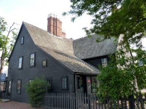 Salem House of the Seven Gables