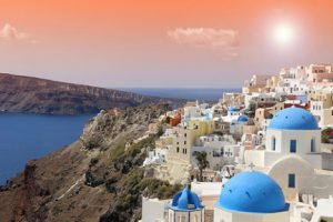 Santorini Greece njcharters.com
