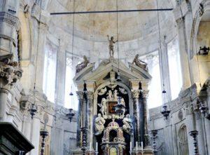 Sibenik Cathedral Interior Croatia njcharters.com