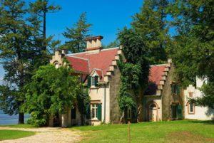 Sunnyside Washington Irving's Home NY