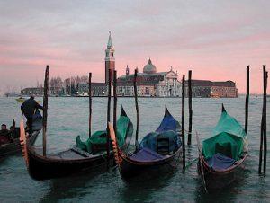 Venice Italy Gondolas njcharters.com