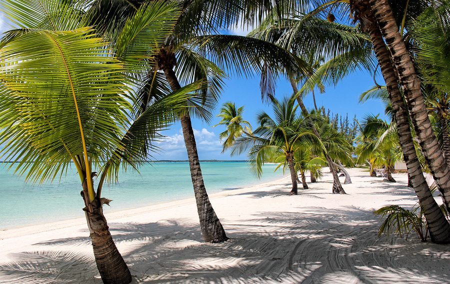The Island of Andros, Bahamas