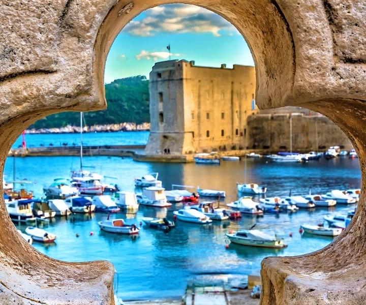 Harbor View, Croatia