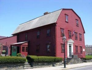Newport Rhode Island White Horse Tavern