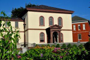 Touro Synagogue Newport, Rhode Island