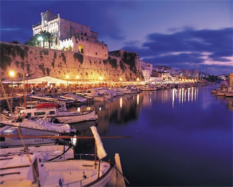 Ciudadela Menorca Balearics Spain yacht charter njcharters.com