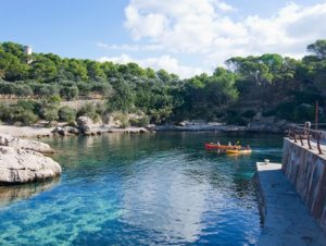 Sa Dragonera Island National park Balearic Spain njcharters.com