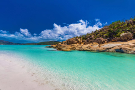 Hayman Island Whitsunday Islands Australia yacht charter njcharters.com