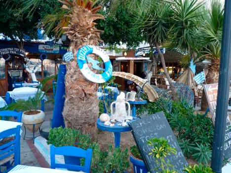 Kalymnos Taverna Greece yacht charter njcharters.com