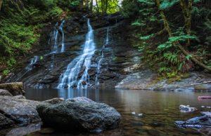 Nanaimo, Jack River Falls njcharters.com
