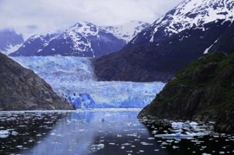 Tracy Arm Sawyer Glacier yacht charter njcharters.com