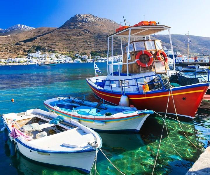 Cycladic islands, Greece