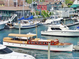 Newport Harbor Bannisters Wharf