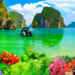 Asia Thailand Beautiful Anchorage www.njcharters.com