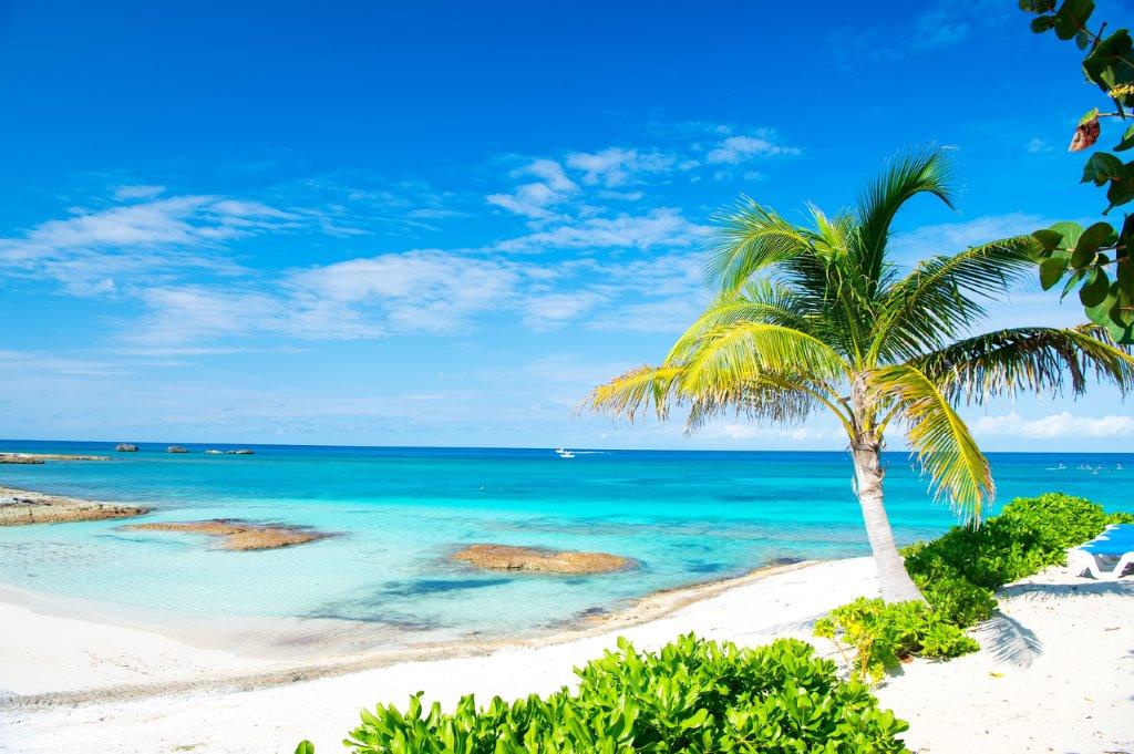Beautiful Bahamas Waters