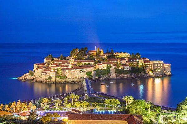 Montenegro -Sveti Stefan, www.njcharters.com