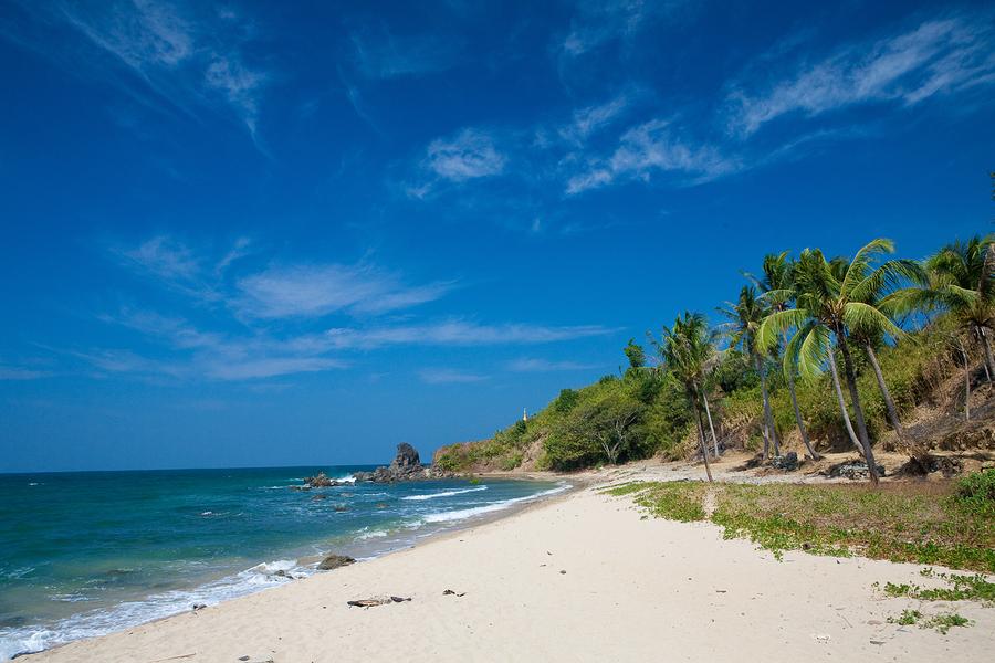 Mergui Archipelago Island Beach